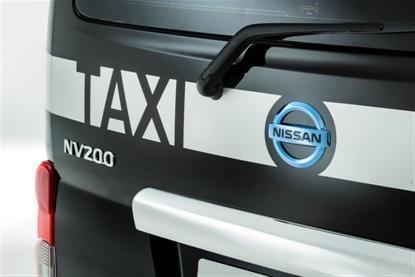 Nissan представляет модель такси для Лондона