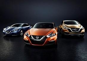 Концепт спортивного седана Nissan дает представление о дизайне будущих серийных седанах компании