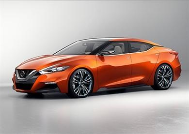 Мировая премьера концепта Nissan Sport Sedan   на Северо-американском Международном Автосалоне 2014