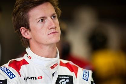 Лукас Ордонез поведет Nissan ZEOD RC в гонке в Ле-Мане