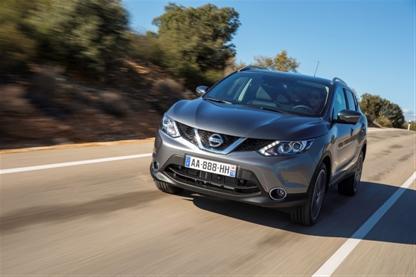 Новый Nissan Qashqai получил 5-звездный рейтинг EuroNCAP
