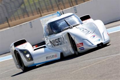 Мотояма станет третьим пилотом Nissan ZEOD RC В Ле-Мане