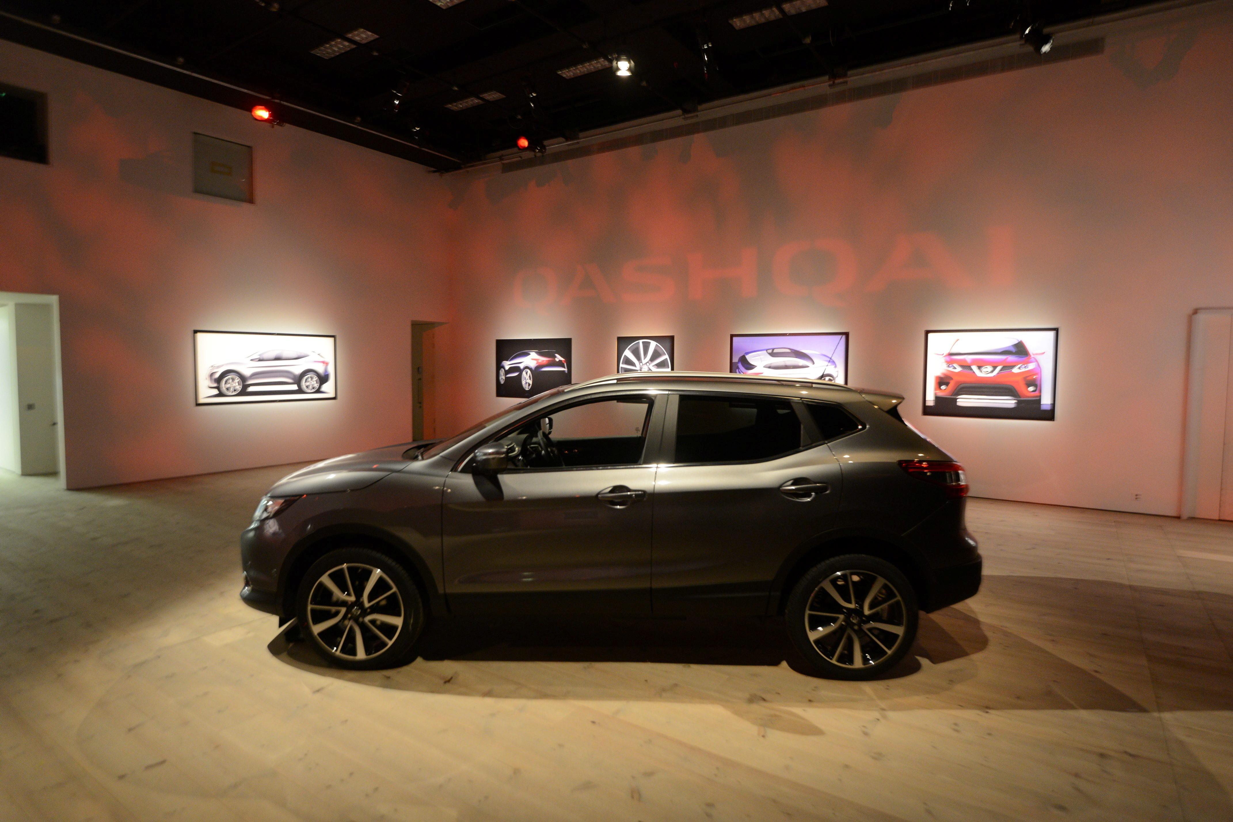 Компания «Ниссан Мотор Украина» объявляет о начале приема заказов на второе поколение своего бестселлера Nissan Qashqai.