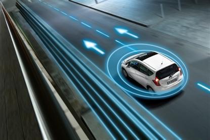 Комплекс систем активной безопасности «Safety Shield» от компании Nissan получает престижную награду