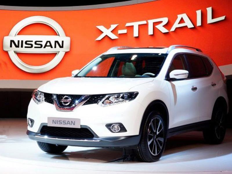 В Украине объявлены цены на новый Nissan X-Trail