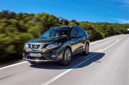 Новый Nissan X-Trail получил от EuroNCAP пять звёзд за безопасность