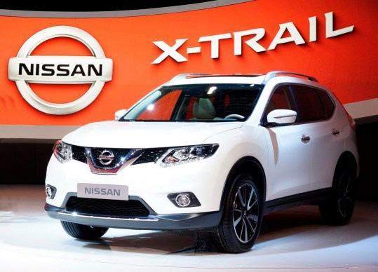Новый Nissan X-Trail уже в Днепропетровске!