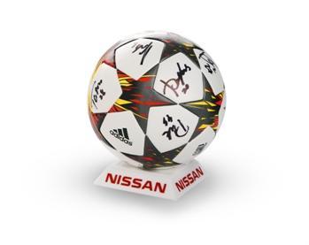 На сайте Nissan в Украине проходит конкурс «Гол недели» Лиги Чемпионов