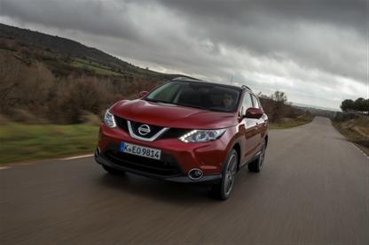 Новый Nissan Qashqai получил еще один приз «Автомобиль Года»
