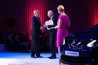 Новый Nissan Qashqai получил приз «Золотой Руль - 2014»
