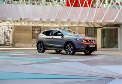 Новый Nissan Qashqai получил приз «SUV 2015 года в Америке»