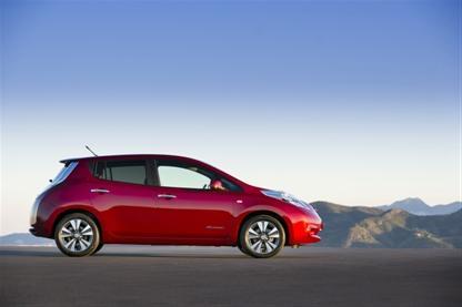 Nissan LEAF становится бестселлером европейского рынка электромобилей четвертый год подряд