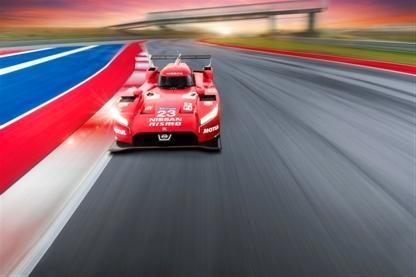 К блистательной спортивной команде Nissan присоединяется чемпион Super GT