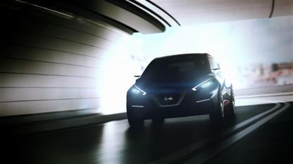SWAY для восхищения - Nissan на Женевском автосалоне 2015