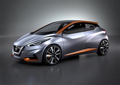Nissan переосмысливает концепцию компактного хэтчбека Неповторимый дизайн Sway