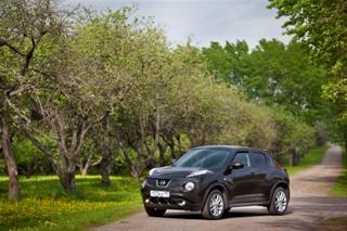 модель Nissan Juke версия Ministry of Sound поступят в продажу уже в сентябре