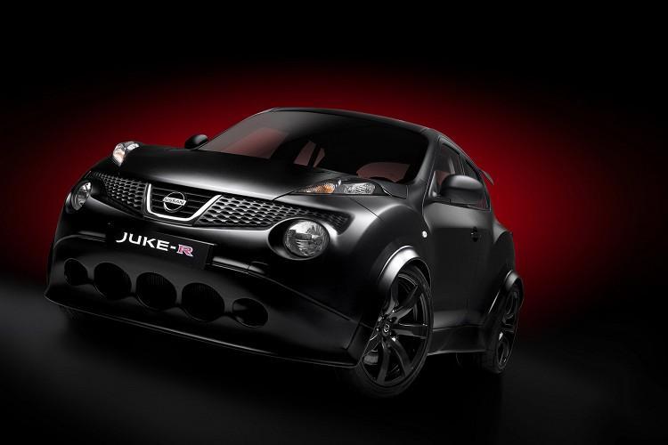 Три специальные версии Nissan Juke станут центром притяжения на Московском Международном Автомобильном Автосалоне 2012