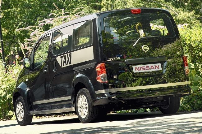 «Такси Будущего» Nissan NV200 официально становится такси Нью-Йорка