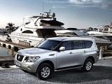 Полностью обновлённый внедорожник люкс-класса — Nissan Patrol!
