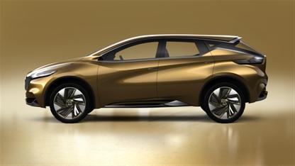 Nissan Motor представил новый концептуальный автомобиль Nissan Resonance