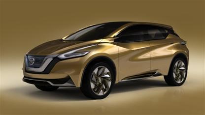 Nissan демонстрирует новое поколение инновационных моделей, разработанных и созданных в Европе