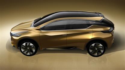 Nissan на Женевском автосалоне представил свое видение дизайна будущих кроссоверов.