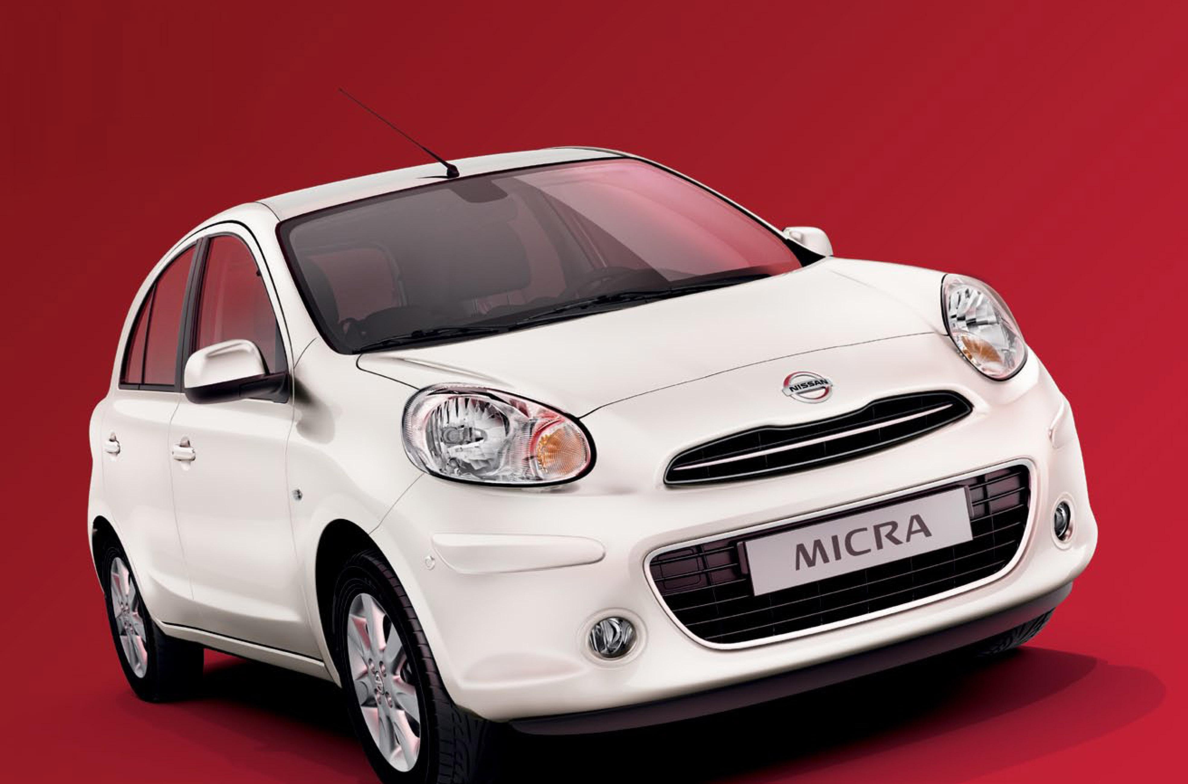 Новый Nissan Micra появится в Украине уже в мае