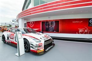 Nissan принял участие в Фестивале скорости в Гудвуде.