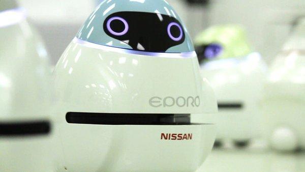 Nissan объявил о желании начать выпуск полностью автономных автомобилей в 2020 году