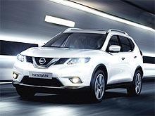Новый Nissan X-Trail появится на рынке уже в следующем году