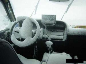 Как правильно прогревать машину зимой