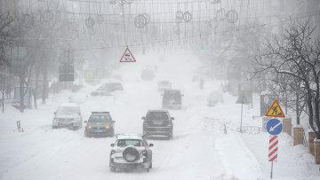 Что делать, если автомобиль застрял в снегу