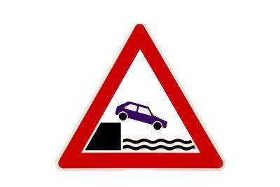 Что делать, если автомобиль тонет.