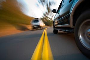 Как правильно выполнить обгон на дороге.